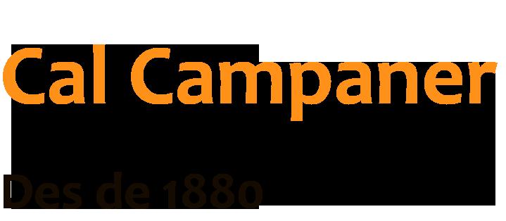 Cal Campaner